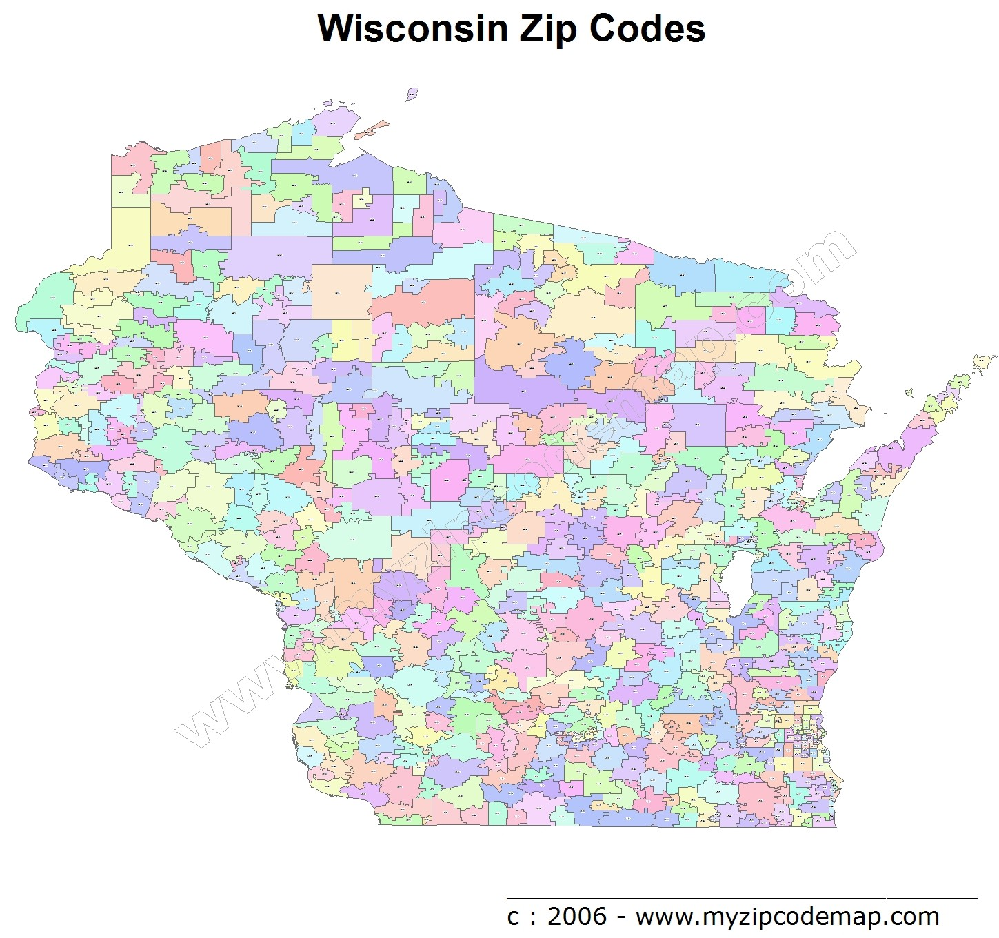 Hawaii State Zip Codes By Island